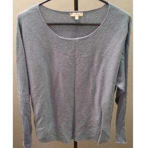 Joan Vass Cashmere Blend Sweater